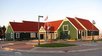 St. Anthony, Newfoundland and Labrador - Grenfell Centre