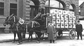 Grit (newspaper) - Remington typewriters arrive at Grit in 1892.