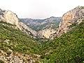 Grotte di toirano, ambiente attorno alle grotte.jpg