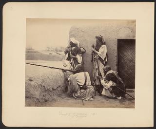Afridi ethnic group