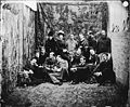Group portrait Hardwick House Suffolk Cullums and friends 1876.jpg