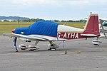 Grumman AA-1 'G-AYHA' (31539397588).jpg