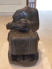 Gudea statue H-AO 4