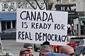 Guelph Rally on Electoral Reform - National Day of Action for Electoral Reform - 11 Feb 2017 - 01.jpg