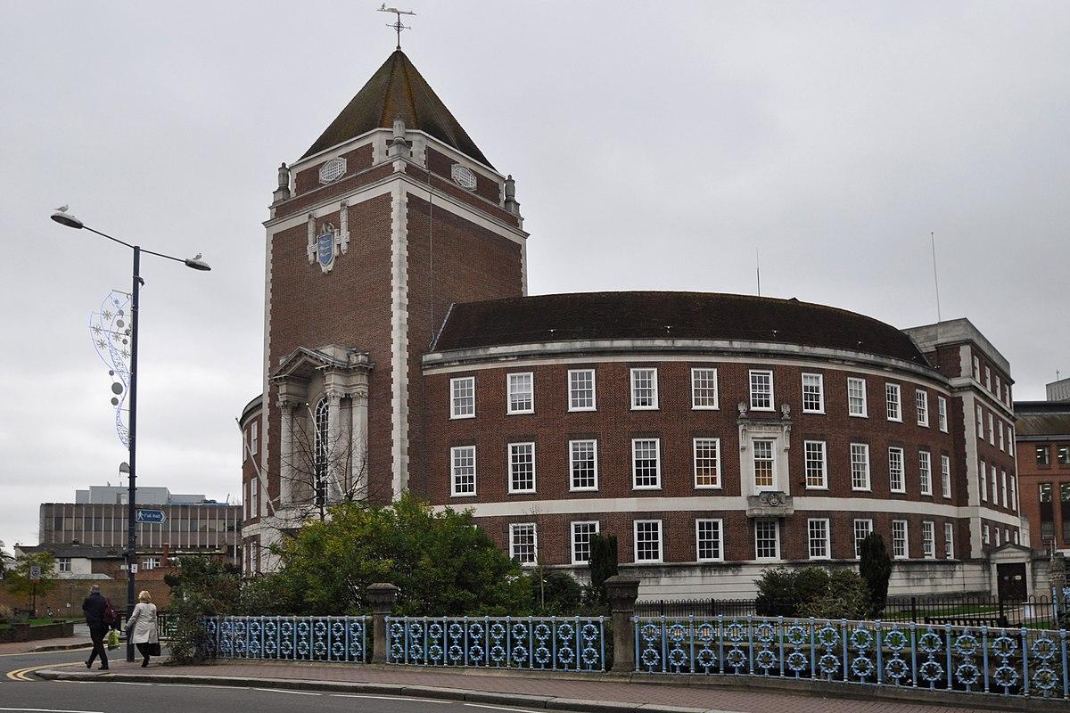 Kingston Upon Thames Guildhall Wikipedia