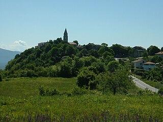 Gračišće Municipality in Istria, Croatia