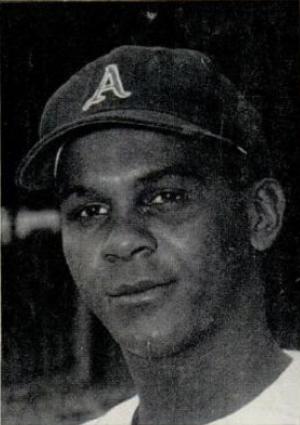 Héctor López - López in 1955.
