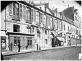 Hôtel de Gourgues,Hôtel de Montrésor - Façade sur rue - Paris 03 - Médiathèque de l'architecture et du patrimoine - APMH00037941.jpg