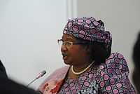 HE Joyce Banda, President of the Republic of Malawi (8577555656).jpg
