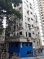 HK 上環 Sheung Wan 太平山街 Tai Ping Shan Street 居賢坊 Kui In Fong 太昌樓 Tai Cheung Building blue shop February 2020 SS2 01.jpg