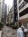 HK 中環 Central 些利街 Shelley Street Mid-levels escalators February 2020 SS2 11.jpg