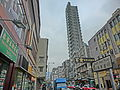HK 九龍城 Kln City 城南道 South Wall Road name sign Feb-2014 ZR2 Tung Sing Court.JPG