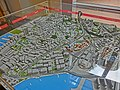 HK PolyU Hung Hom Bay Campus 8 Hung Lok Road HKCC Yau Tsim Mong District model buildings Mar-2013.JPG