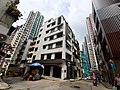 HK SW 上環 Sheung Wan 太平山街 Tai Ping Shan Street Upper Station Street Sunday morning October 2019 SS2 01.jpg