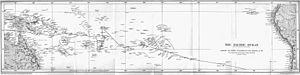 HMS Pandora (1779) - Image: HMS Pandora Voyage 1791