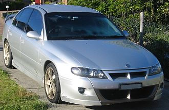 Holden Special Vehicles - 2002 HSV Clubsport R8