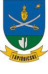 Huy hiệu của Tápióbicske