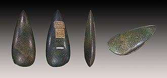 Chasséen culture - Stone axes