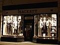Hackett, gentlemen's outfitters in Jermyn Street - geograph.org.uk - 1691540.jpg
