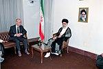 Hafez al-Assad visit to Iran, 1 August 1997 (8).jpg