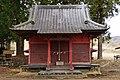 Haiden of Sasao-jinja (Numata).jpg