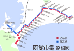 Hakodate City Tram map ja.png