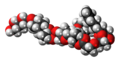 Halichondrin B 3D spacefill B.png