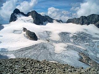 Hallstätter Glacier glacier
