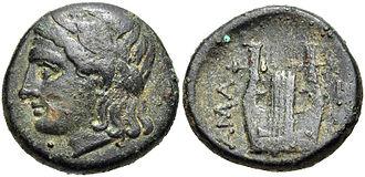 Hamaxitus - Image: Hamaxitos. 4th century BC