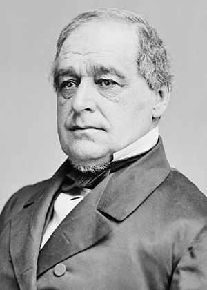 Maine's 6th congressional district - Image: Hannibal Hamlin, photo portrait seated, c 1860 65 retouched crop