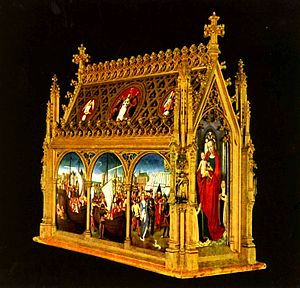 St. Ursula Shrine - The Shrine of St. Ursula
