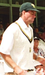 Hansie Cronje South-African cricketer