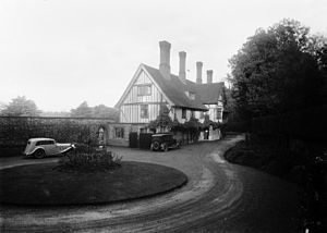 Hardwick House, Suffolk - Hardwick Manor House, one of many homes on the estate of now-demolished Hardwick House