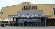 Harry Potter Leavesden entrance.jpg