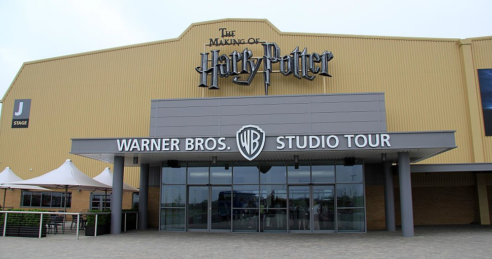 Harry Potter Leavesden entrance