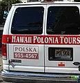 Hawaje Oahu - busik hawajskiego biura turystycznego.jpg