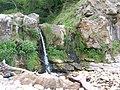Hayburn Beck falling into Hayburn Wyke - geograph.org.uk - 456769.jpg