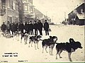 Haywood & Gates dogsled team, Dawson, Yukon Territory, ca 1898 (MEED 70).jpg