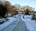 Hazardous bridge - geograph.org.uk - 1651128.jpg