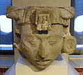 Head, Structure 20, Copan, Honduras - Meso-American collection - Peabody Museum, Harvard University - DSC05987.jpg