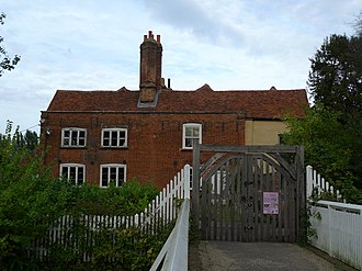 Grade I and II* listed buildings in the London Borough of Harrow - Image: Headstone Manor