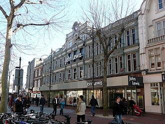 Broad Street, Reading - John Lewis Reading