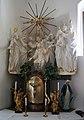 Heiliger Geist, Seitenaltar Kapelle Mariae Heimsuchung, Zöhrerkapelle, Reichenfels, Kärnten.jpg