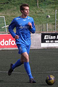 Heini Vatnsdal a Faroese Football Player.jpg