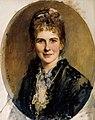 Heinrich von Angeli - Brustbild einer jungen Frau - 5267 - Österreichische Galerie Belvedere.jpg