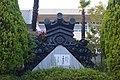 Hekinan City Library Chubu branch ridge-end tile ac.jpg