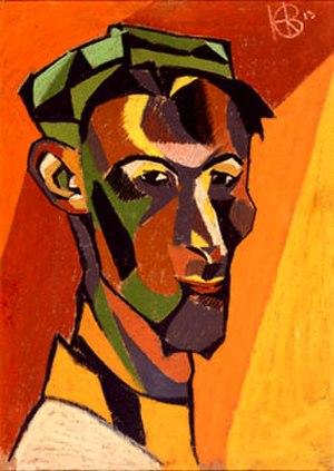 Henri Gaudier-Brzeska - Self-portrait, 1913