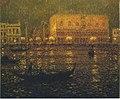 Henri Le Sidaner Le Grand Canal, Venise (1906).jpg