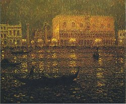 The Grand Canal, Venice (1906)