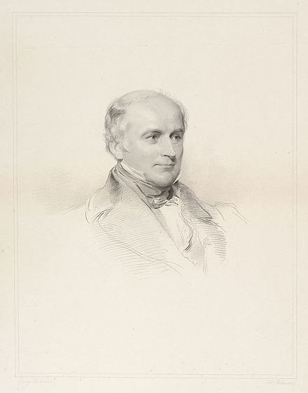 Lord Langdale, who first conceptualised the three certainties in Knight v Knight Henry Bickersteth, Baron Langdale (19th century) by George Richmond and John Henry Robinson.jpg